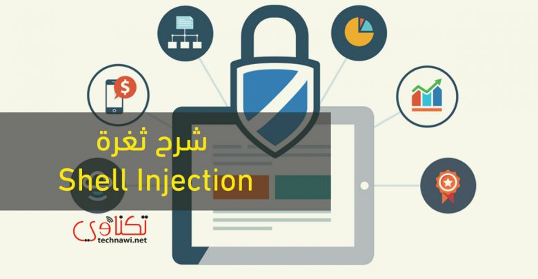 ثغرة Shell Injection