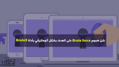 brute force هجوم
